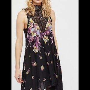 FP tunic top dress intimates XS